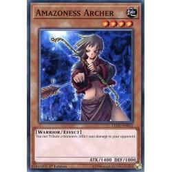 LEDU-EN012 Amazoness Archer / Chasseresse Amazonesse