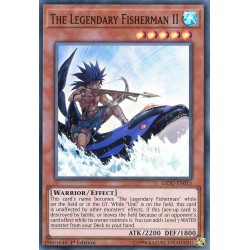 LEDU-EN015 The Legendary Fisherman II  / Le Pêcheur Légendaire II