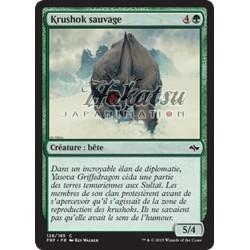 MTG 128/185 Feral Krushok