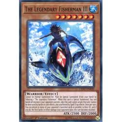 LEDU-EN020 The Legendary Fisherman III  / Le Pêcheur Légendaire III