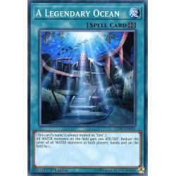 LEDU-EN021 A Legendary Ocean  / Océan Légendaire