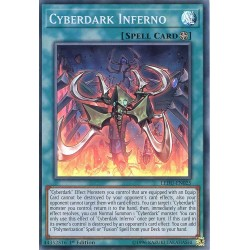 LEDU-EN025 Cyberdark Inferno  / Inferno Cyberténébreux