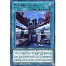 LEDU-EN031 Megaroid City  / Ville Mégaroid
