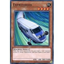 LEDU-EN033 Expressroid  / Expressroid
