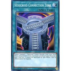 LEDU-EN035 Vehicroid Connection Zone  / Zone de Connexion Véhicroid