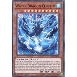 LEDU-EN036 Water Dragon Cluster  / Dragon de l'Eau Rassemblé