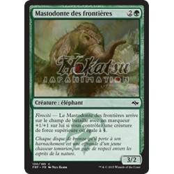 MTG 130/185 Frontier Mastodon