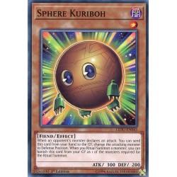 LEDU-EN043 Sphere Kuriboh  / Sphère Kuriboh