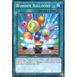 LEDU-EN049 Wonder Balloons  / Merveilleux Ballons