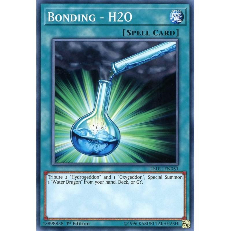 Yugioh Bonding H2O DR04-EN103 NM//MINT 3X Common Unlimited