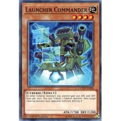 COTD-EN004 Commandant Lanceur / Launcher Commander