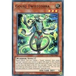 COTD-EN009 Cobratwist Gouki / Gouki Twistcobra