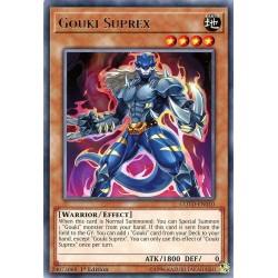 COTD-EN010 Suprex Gouki / Gouki Suprex
