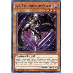 COTD-EN024 Jeanne la Générale, Seigneur Lumière du Crépuscule / Jain, Twilightsworn General