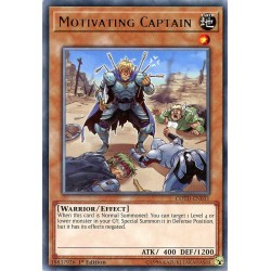 COTD-EN031 Capitaine Motivateur / Motivating Captain