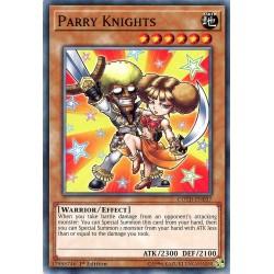COTD-EN037 Chevaliers de la Parade / Parry Knights