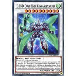 COTD-EN040 D/D/D Alexandre, Grand Roi des Rafales / D/D/D Gust High King Alexander
