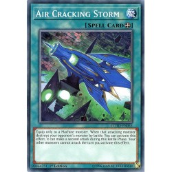 COTD-EN055 Tempête Crackage Aérien / Air Cracking Storm