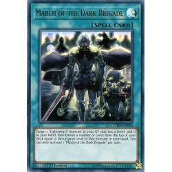 COTD-EN059 Marche des Ténèbres / March of the Dark Brigade