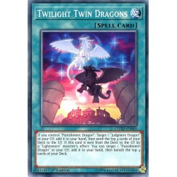 COTD-EN060 Dragons Jumeaux du Crépuscule / Twilight Twin Dragons