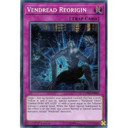 COTD-EN085 Reorigine Vendetterreur / Vendread Reorigin