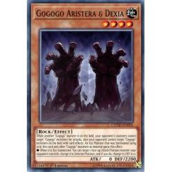 COTD-EN092 Aristera & Dexia Gogogo / Gogogo Aristera & Dexia