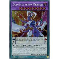 BLLR-EN006 Dragon Venin aux...
