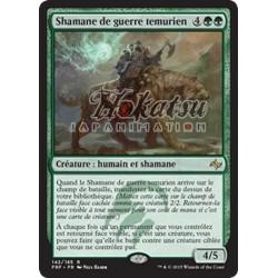 MTG 142/185 Temur War Shaman