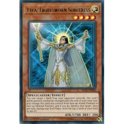 BLLR-EN036 Lyla, Lightsworn Sorceress