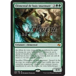 MTG 145/185 Whisperwood Elemental