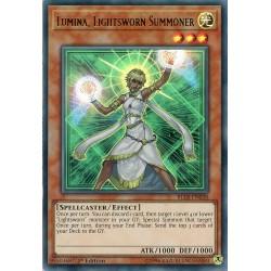 BLLR-EN038 Lumina, Lightsworn Summoner