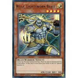 BLLR-EN039 Wulf, Lightsworn Beast