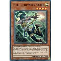 BLLR-EN043 Felis, Lightsworn Archer