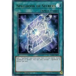 BLLR-EN075 Spellbook of Secrets