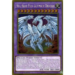 MVP1-ENG01 Neo Blue-Eyes Ultimate Dragon /Néo Dragon Ultime aux Yeux Bleus