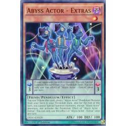 DESO-EN020 Abyss Actor - Extras  / Acteur des Abysses - Figurants