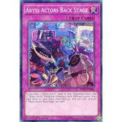 DESO-EN028 Abyss Actors Back Stage  / Acteur des Abysses en Coulisses