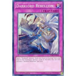 DESO-EN036 Darklord Rebellion  / Rébellion Ange Déchu