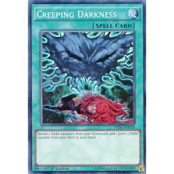 DESO-EN058 Creeping Darkness  / Ténèbres Absorbantes