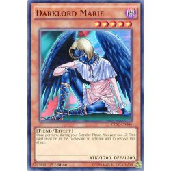 DESO-EN046 Darklord Marie (Updated from: Marie the Fallen One)  / Marie l'Ange Déchue