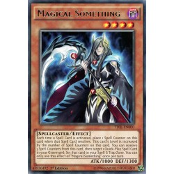 TDIL-EN000 Magical Something  / Chose de Magie