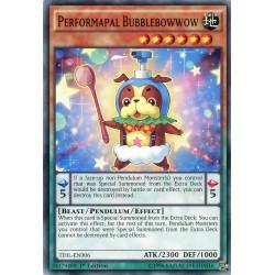 TDIL-EN006 Performapal Bubblebowwow  / Bulledog Potartiste