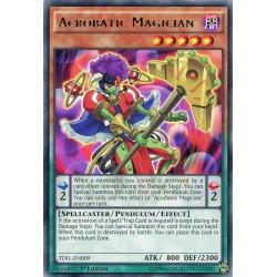 TDIL-EN009 Acrobatic Magician  / Magicien Acrobatique