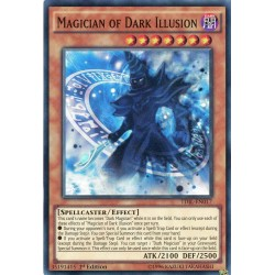 TDIL-EN017 Magician of Dark Illusion  / Magicien de l'Illusion Noire
