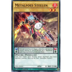 TDIL-EN021 Metalfoes Steelen  / Acieren Métalphose