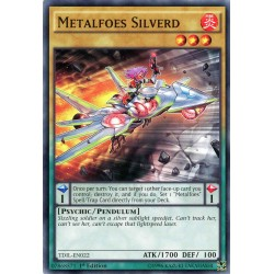 TDIL-EN022 Metalfoes Silverd  / Oisargent Métalphose