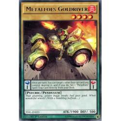 TDIL-EN023 Metalfoes Goldriver  / Orducteur Métalphose