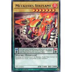 TDIL-EN024 Metalfoes Volflame  / Wolflamme Métalphose