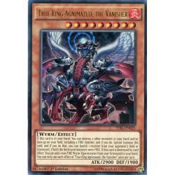TDIL-EN025 True King Agnimazud, the Vanisher  / Roi Véritable Agnimazud le Volatil