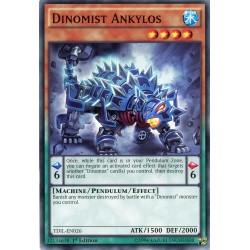 TDIL-EN026 Dinomist Ankylos  / Ankylos Dinobrume